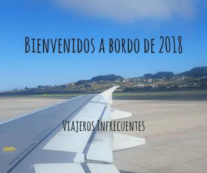 Viajar en 2018