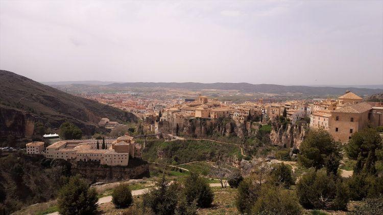 Un día en Cuenca - Vista panorámica
