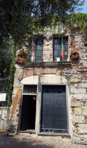 Casa de Colón en Génova