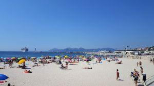 Playa de Cannes
