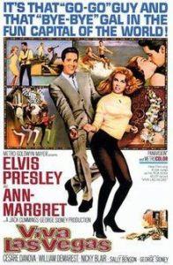 Cartel de la película Viva Las Vegas