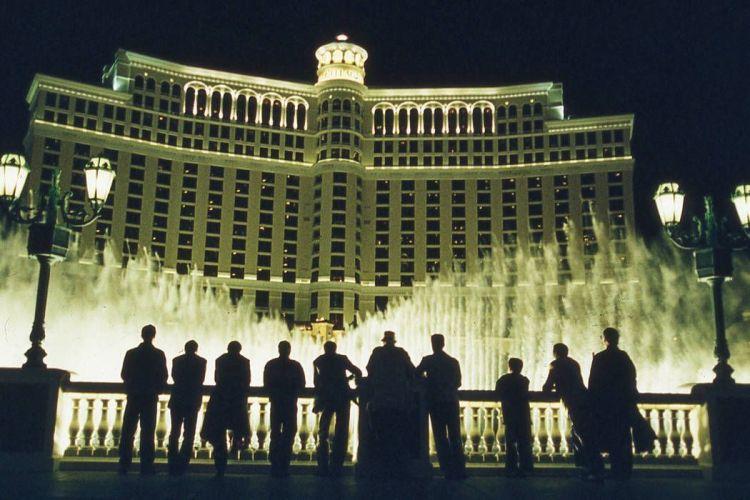 Películas en Las Vegas: Ocean's 11