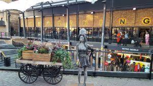 Amy Winehouse en Camden Town