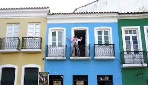 Figura de Michael Jackson en Brasil, Salvador de Bahía