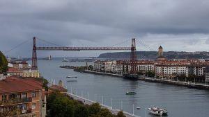Puente de Vizcaya, Patrimonio de la Humanidad en España