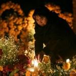 Revive los ánimos con la Noche de Muertos en Michoacán