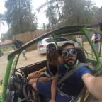 DÍAS 19 y 20: Ruta en buggy por el norte de Zanzíbar y regreso a Madrid