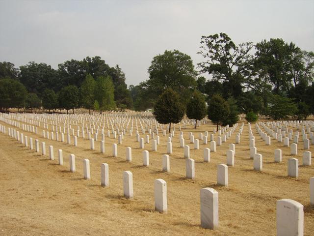 Tumbas Cementerio Nacional Arlington Washington