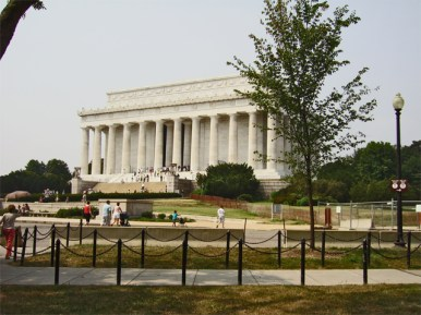 Monumento Lincoln Washington