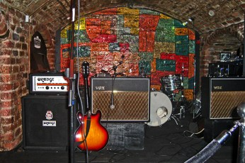 Escenario The Beatles The Cavern Pub Liverpool