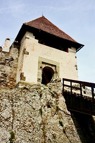 Torre Salamon Visegrád