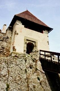 Torre Salamon Visegrád Hungría