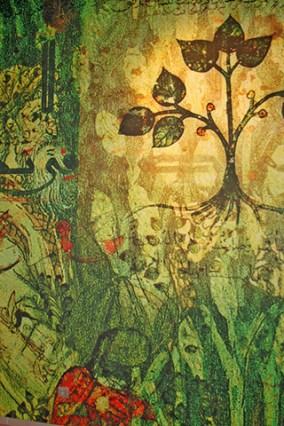 Artes decorativas en el legado andalusi