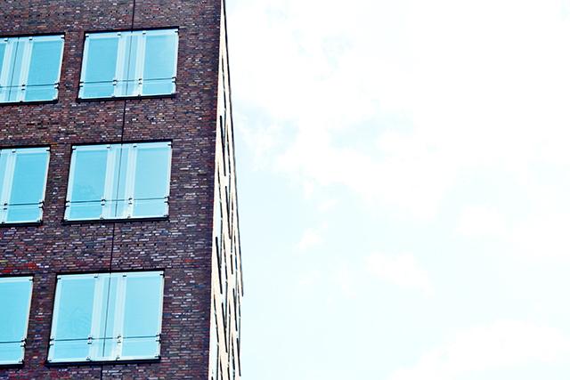 Ventanas arquitectura edificio cielo Hamburgo