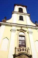 Iglesia barroca Blagovestenska Szentendre