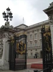 Puertas abiertas Buckhingham Palace Londres