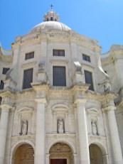 Cúpula Panteón Nacional Lisboa