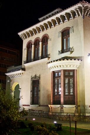 Chalet Jose Batllés preventorio Almería