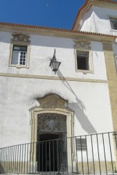 Claustros antigua Universidad Coimbra Portugal
