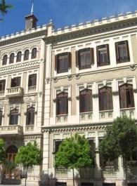 Colegio de Teologos en Av Teniente Flomesta