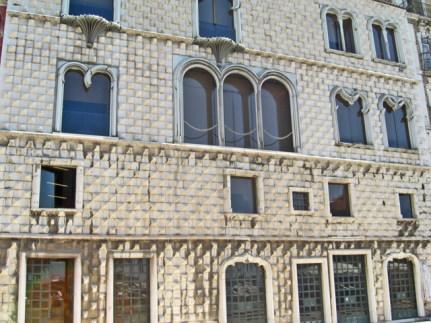 Fachada Casa dos Bicos Lisboa
