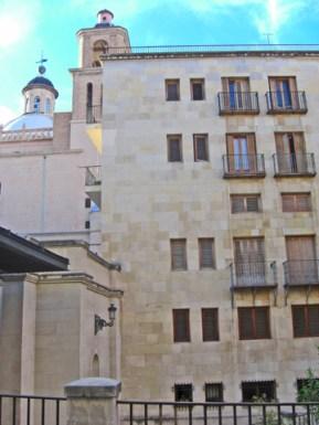 Claustro Concatedral San Nicolás Alicante