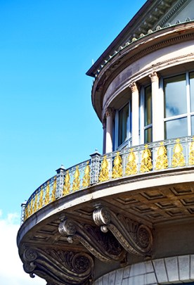 Der Palast der Konige braucht frischen Luft