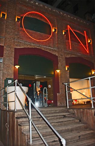 Entrada tienda Vinçon diseño Madrid