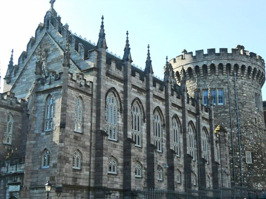 Dubin Castle seat of British power for seven centuries