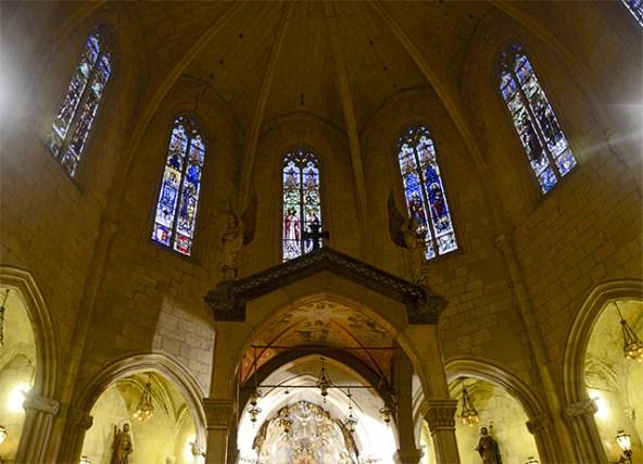 El Prioral de Sant Pere de 1569 sorpren la fe