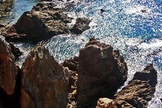 Acantilado Faro Cabo de Gata Almería
