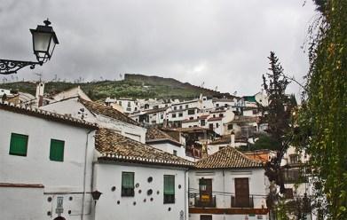 Panorámica Sacromonte Albaycín Granada