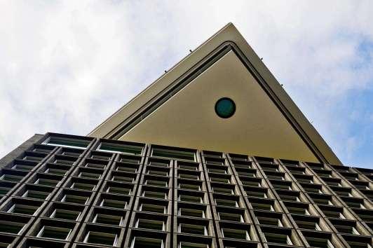 Picado edificio arquitectura rascacielos ADAM Toren Amsterdam