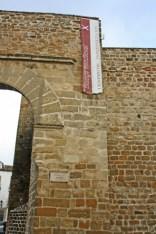 Entrando en la Puerta de Ubeda