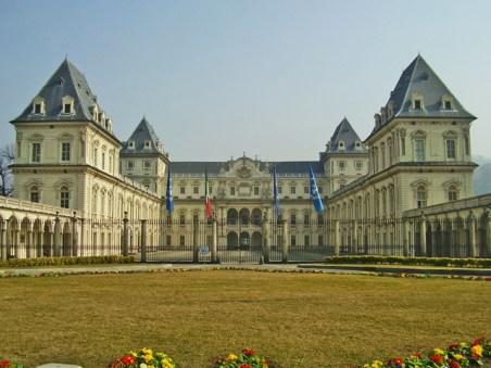 Fachada Escuela Superior de Arquitectura Torino