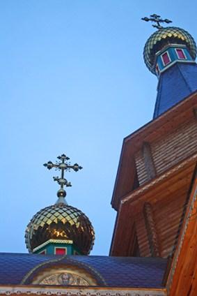 Esglesia ortodoxa de lArcangel San Miquel