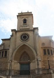 Espectacular catedral albacetenya