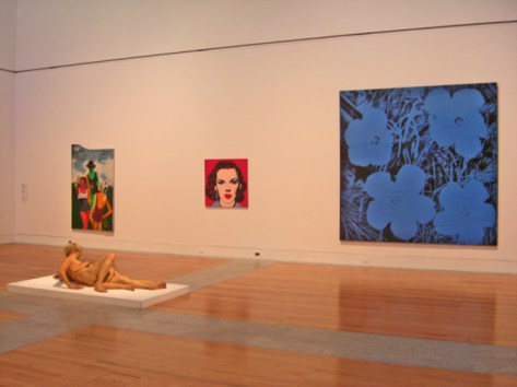 Exposición Pop Art CCB Centro Cultural de Belem Lisboa