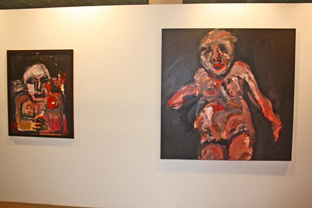 Exposición Inma Salazar Museo Hidráulico Molinos Río Murcia