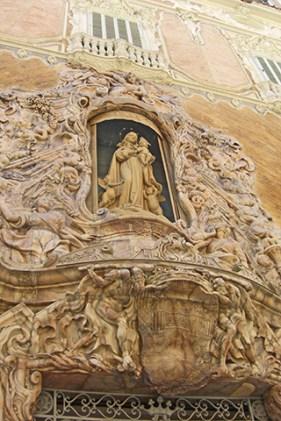 Fasana al Palau Marques de dos Aigues