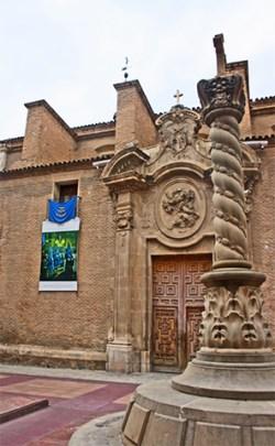 Fascinante Iglesia de San Nicolas