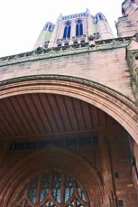 Entrada picado Catedral Liverpool