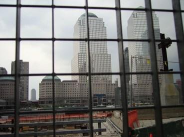 Zona Cero obras Torres Gemelas Nueva York