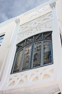 Ventana detalles Modernismo Jaén