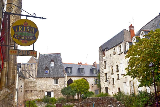 Jardín Saint-Pierre-Le-Puellier Tours