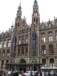 Centro comercial Magna Plaza Amsterdam