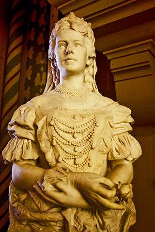 Sissi emperatriz Iglesia de Matías Buda