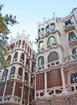 Modernisme imponent a la Casa Berga