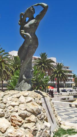 Monumento a la libertad Cascais