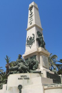 Monumento a los Heroes de Cuba y Cavite